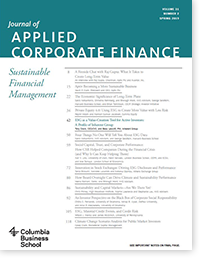 ESG as a Value-Creation Tool for Active Investors: A Profile of Inherent Group